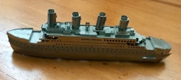 metal Titanic